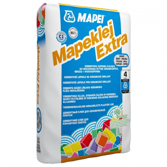 MAPEKLEJ EXTRA (C1 klasė)