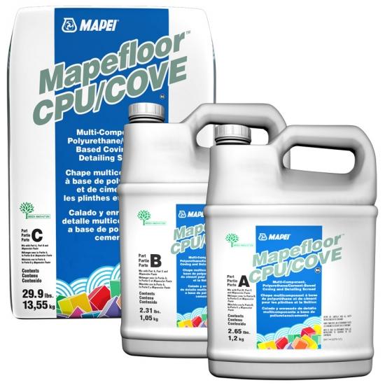MAPEFLOOR CPU/COVE
