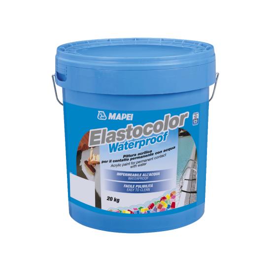 ELASTOCOLOR WATERPROOF