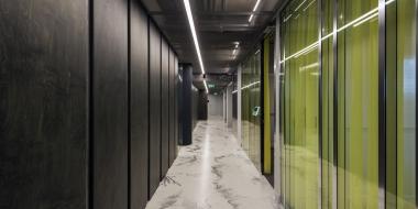 ULTRATOP dekoratyvinio betono grindų sistema, Biuras Vilniuje, Lietuva