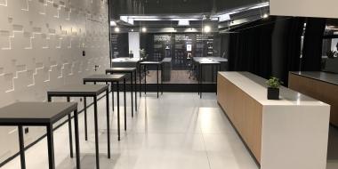 "ULTRATOP dekoratyvinio betono grindų sistema, bendradarbystės erdvė ""Talent garden"", Vilnius, Lietuva"